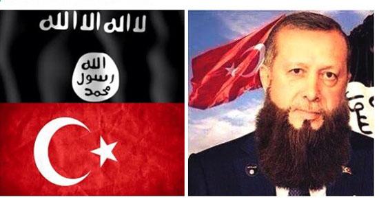 اردوغان حامی داعش، یا مرتد و محکوم به اعدام؟!