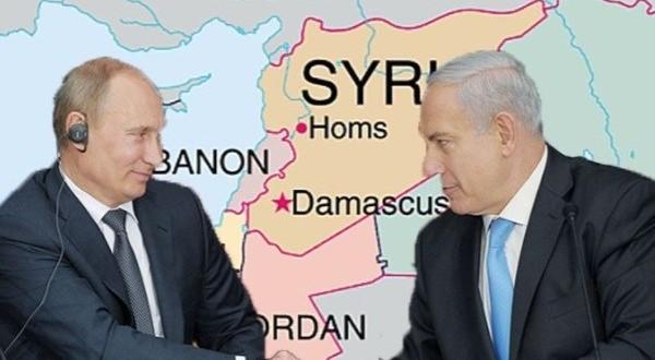 روسیه و اسرائیل عملیات نظامی در سوریه را هماهنگ میکنند