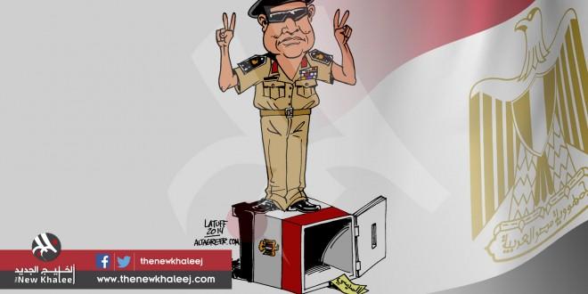 سیلی سخت مردم مصر بر صورت کودتاچیان سرسپرده صهیونیسم