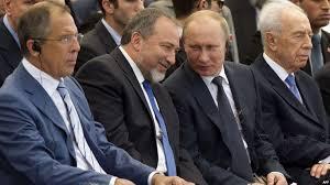 هدف روسیه داعش نیست