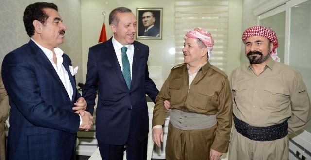 مسعودبارزانی: تنها دولت کنونی ترکیه استقلال ما را به رسمیت خواهد شناخت.