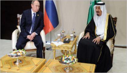 ارتباط تصمیم پوتین با تجزیه سوریه و ماجراجویی های عربستان