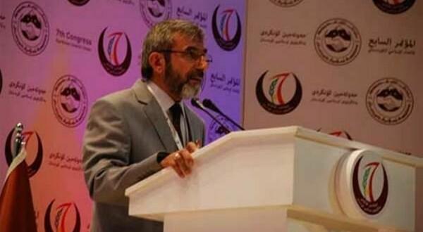 دبیر کل اتحاد اسلامی اقلیم کردستان عراق انتخاب شد.