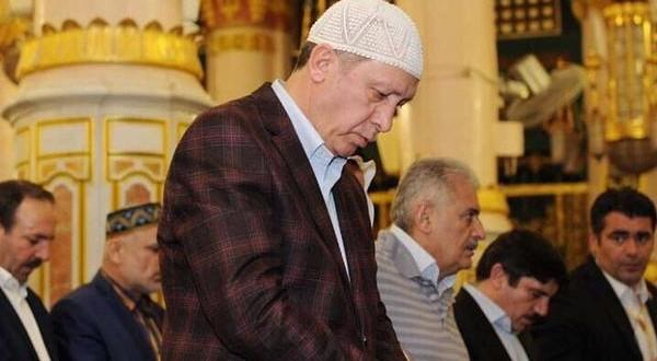 ﻭﺍﮐﺎﻭﯼ ﺳﯿﺎﻩ ﻧﻤﺎﯾﯽ ﻫﺎﯼ ﻣﻨﻄﻘﻪ ﺍﯼ ﻭ ﺟﻬﺎﻧﯽ ﻋﻠﯿﻪ رییس جمهور ترکیه
