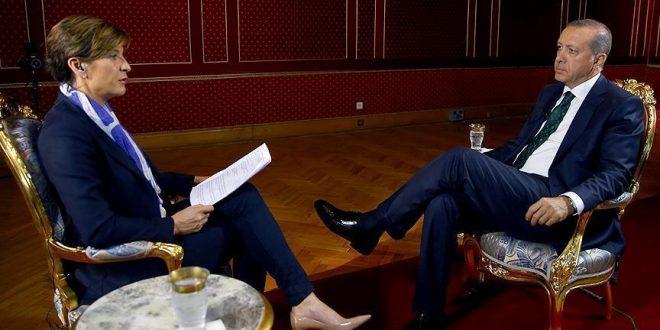 اردوغان: ۱۵ دقیقه دیگر می ماندم، من را آنجا می کشتند