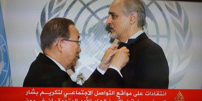 دبیرکل سازمان ملل استفاده از سلاحهای شیمیایی در سوریه را تایید کرد.