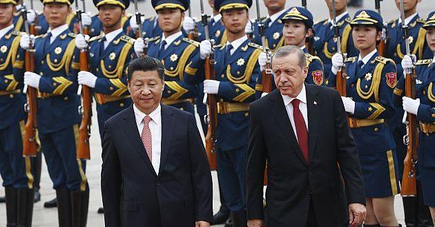 آیا چین جای امریکا را برای ترکیه می گیرد؟