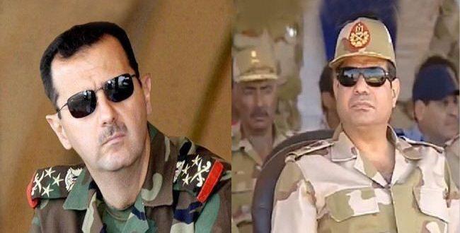 آیا بشار اسد به مصرائیل میرود؟