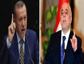رویارویی عراق و ترکیه بر سر مالکیت موصل