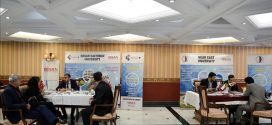 استقبال دانشجویان ایرانی از کنفرانس معرفی دانشگاه های ترکیه در تهران