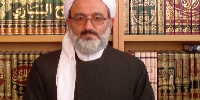 بازداشت ماموستا ملا رضا عبدی و انتقال او به زندان مرکزی تبریز