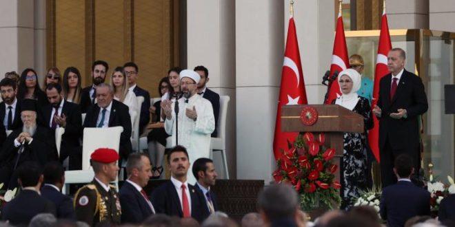 اردوغان: از جمهوری ترکیه کشوری مترقی خواهیم ساخت