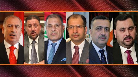 ۶ سیاستمدار عراقی، بزرگترین همپیمانی اهل تسنن را تشکیل دادند