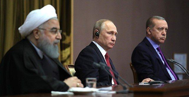 روسیه و ترکیه به دنبال احیای امپراتوری هستند